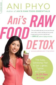 RAw Food Detox Book Review