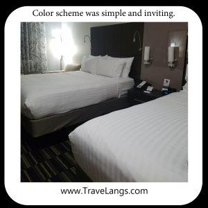 Room at Holiday Inn Express