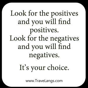 find positives